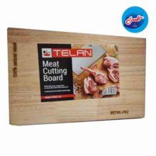 تخته گوشت تلن چوبی متوسط