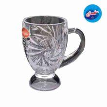 فنجان پایه دار بلند خورشیدی
